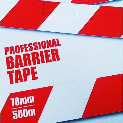 red white -barrier-tape